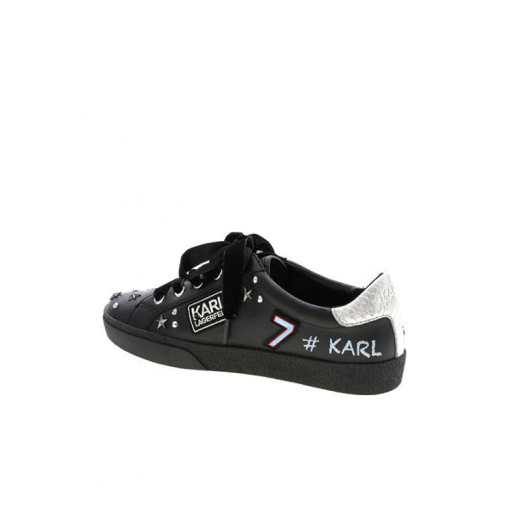 LAGERFELD SKOOL JEWEL KL60115 BLACK