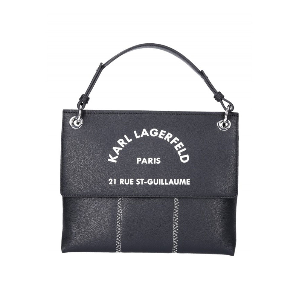 LAGERFELD 96KW3043 TOP HANDLE BLACK