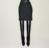 Banana Republic Skirt Black Above Knee NWT 2P