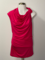 BCBGMaxAzria Dress Lots of pleats Sleeveless S