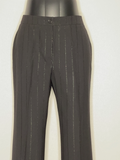 Bernard Zins Pants Trousers Stripe Metallic 6