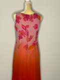 Ann Taylor Loft Dress Sleeveless Silk Lined 8P