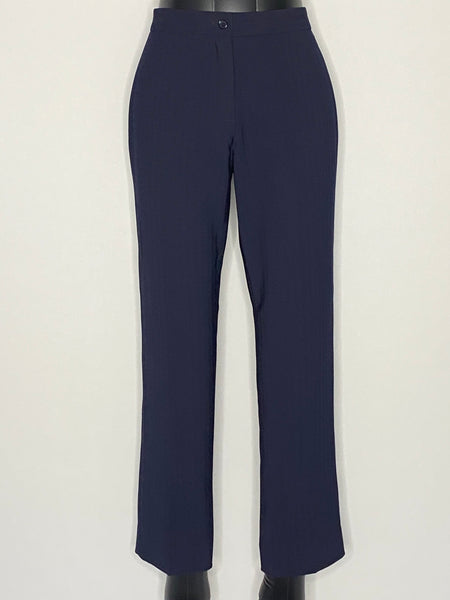 Yumi . Mazao Collection Pants Trousers Dark Blue 6