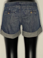 Juicy Couture Shorts Denim Shorts Back Pockets 24