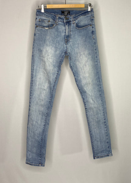 Forever 21 Light Blue Jeans Men Sz 30/32