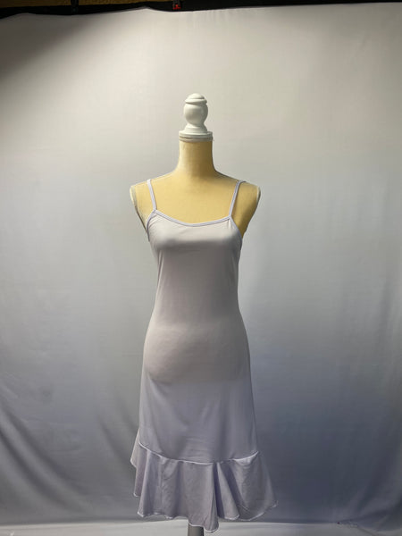 Slip/ Night-Dress Lavender