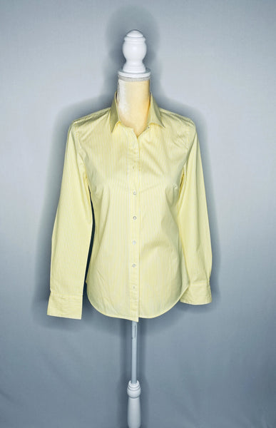J.Crew Haberdashery Shirt Button Down SZ XS NWT