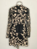 Altar'd State Dress Floral embroidered Lace NWOT S
