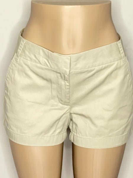 J. Crew Shorts 100% Cotton Chino Broken -In  8