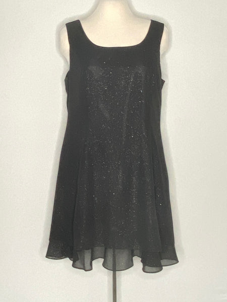 Jump Dress Formal Back With Shimmer Lined 20W
