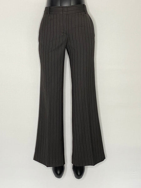 BCBGMaxAzria Pants Dressy Trousers Stripes NWT 0