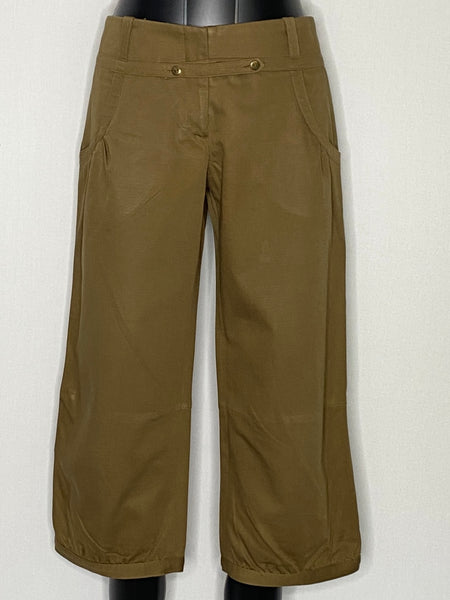 Mayle Pants Capris Ankle & Cropped Wide Leg 6