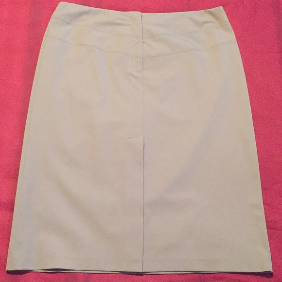A/X Armani Exchange Skirt Front Zip Closure