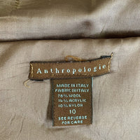 Anthropologie Skirt Set