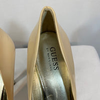 "Guess By Marciano Shoes Patent Leather 4"" Heel SZ9"
