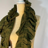 Juicy Couture Olive Scarf