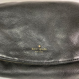 Kate Spade Handbag Black Elegant Practical