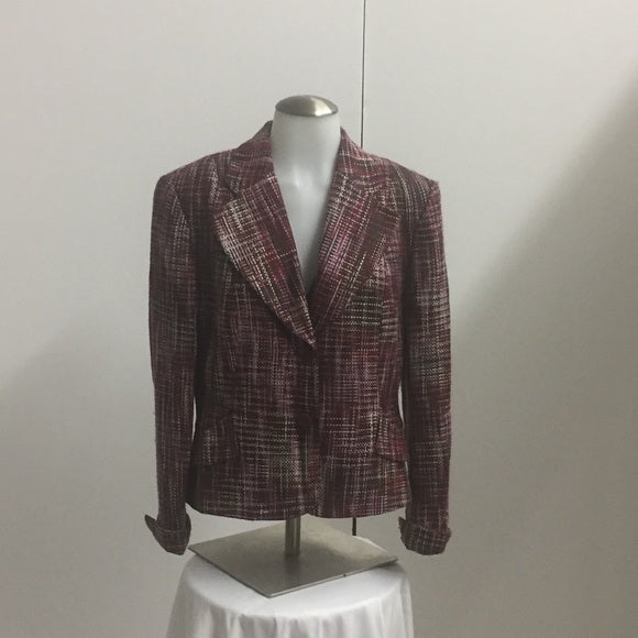 Jones New York Suit Jacket Blazer Size 10