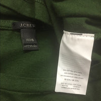 J.Crew Top Emerald Green Size XXS