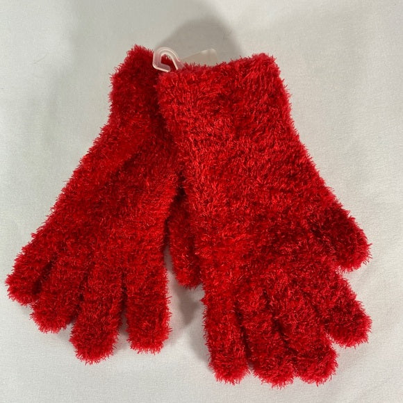 New York Accessory Group I Shalom Gloves Red NWT