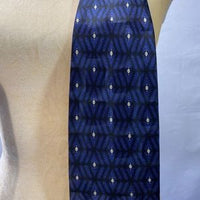 Giorgio Baldini Blue Patterned Tie