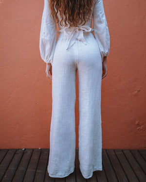 Everyday Frill Trousers