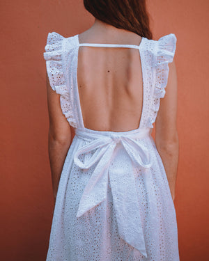 Romantic Frill Dress