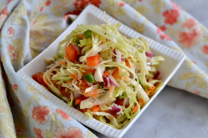 Calico Cabbage Salad