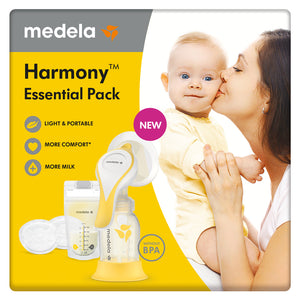 Extractor de leche manual Harmony Essential Pack