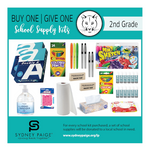 BUY 1 GIVE 1 School Kits - LP (2nd Grade)