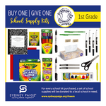 BUY 1 GIVE 1 School Kits - RHEEM (1st Grade)