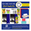 BUY 1 GIVE 1 School Kits - RHEEM (2nd Grade)