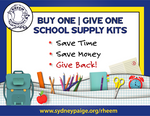 BUY 1 GIVE 1 School Kits - RHEEM (5th Grade)