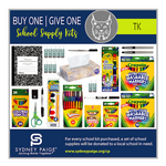 BUY 1 GIVE 1 School Kits - CP (TK)