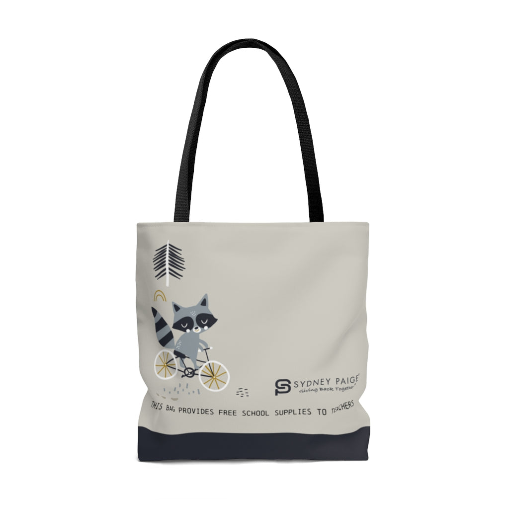 Tote Bag | Teacher Bandit - Large