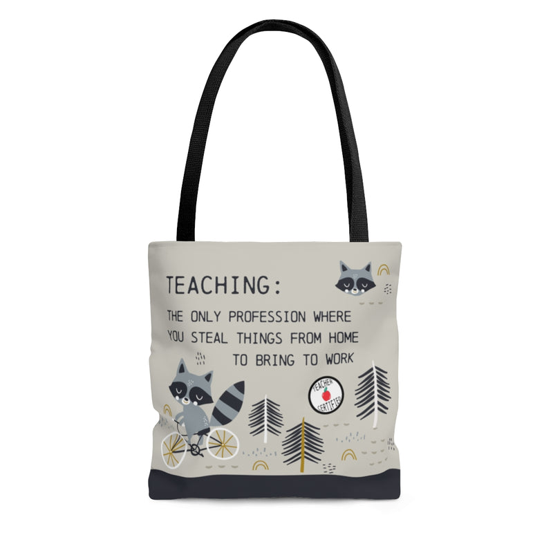 Tote Bag | Teacher Bandit - Small