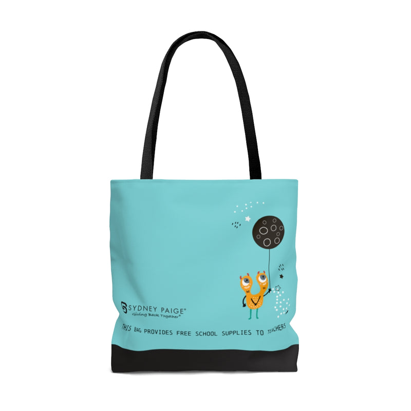 Tote Bag | Teacher Lil Monsters - Large