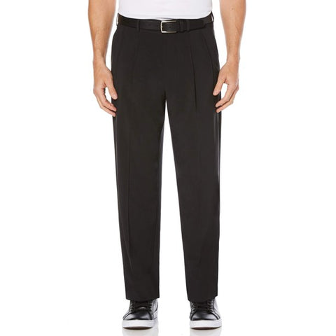 Ben Hogan Men's & Big Men's Active Flex Double Pleat Golf Pants