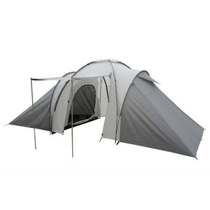 6 person tent with 2 rooms