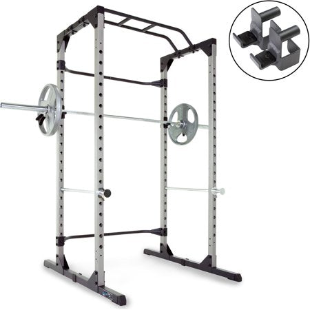 ProGear 1600 Ultra Strength 800lb Weight Capacity Power Cage with Lock-in J-Hooks (3810)