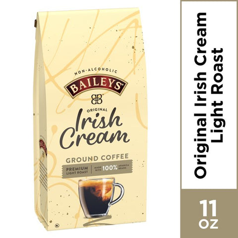 Baileys Irish Cream Ground Coffee, 11 oz Bag