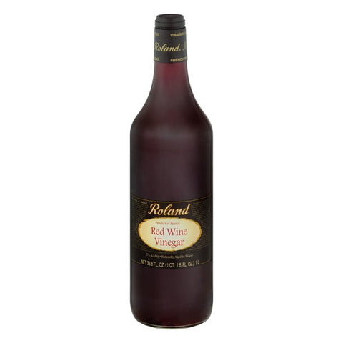 Roland Red Wine Vinegar, 33.8 FL OZ
