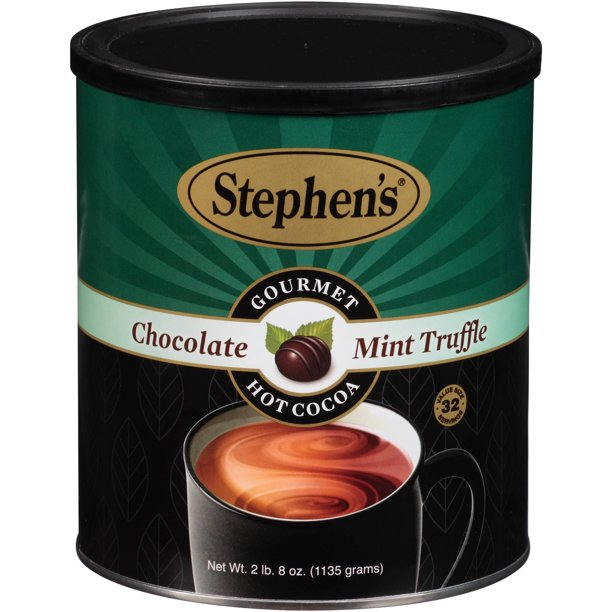 Stephen's Gourmet Mint Truffle Hot Cocoa, 40 oz