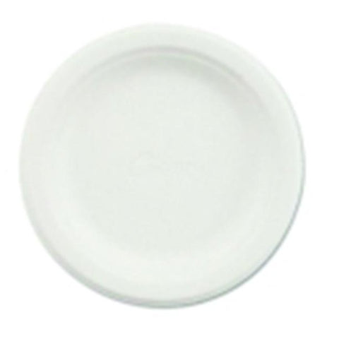 Chinet Heavy Duty Microwaveable Paper Plate - 9 W in. - Pack 125