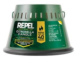 Repel Insect Repellent Citronella Candle