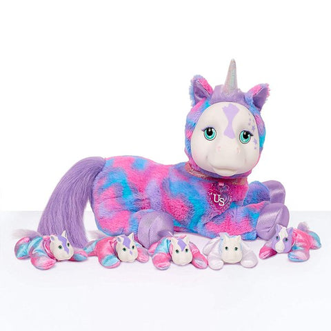 JPL42534 Toys, Each Mummy unicorn comes with a surprise number of babies in her litter ¿ either three, four, or five! By JP Puppy Surprise