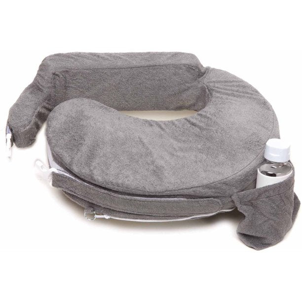 My Brest Friend Nursing Pillow, Evening Grey