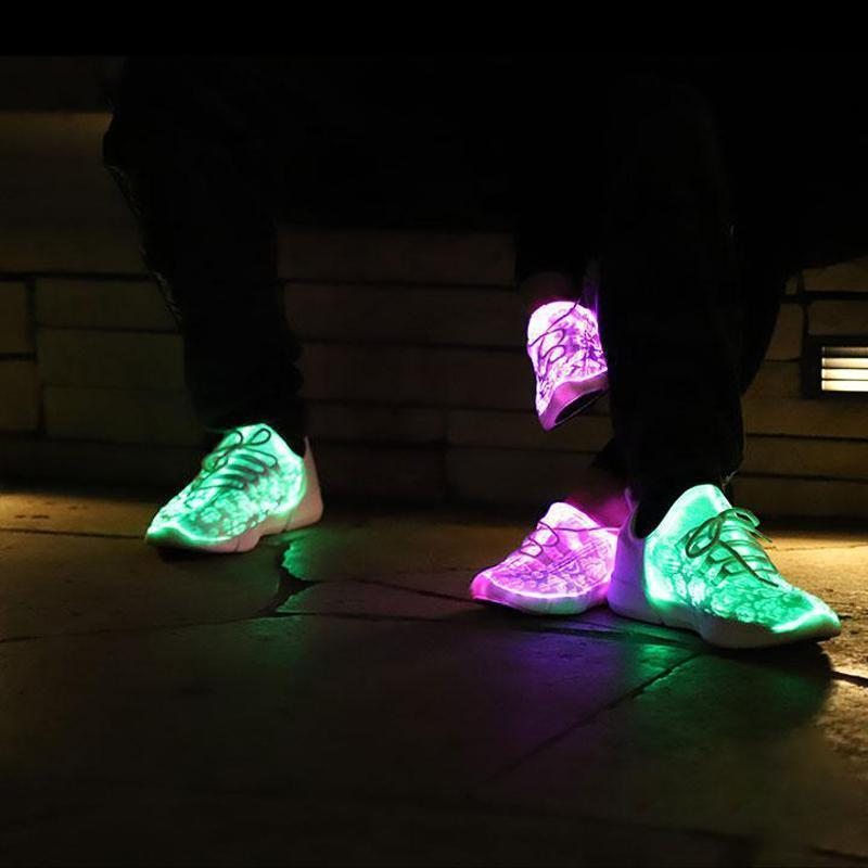 Light Up Rechargeable Sneakers
