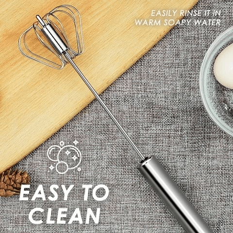 Urlife™ Automatic Eggbeater Easy Whisk
