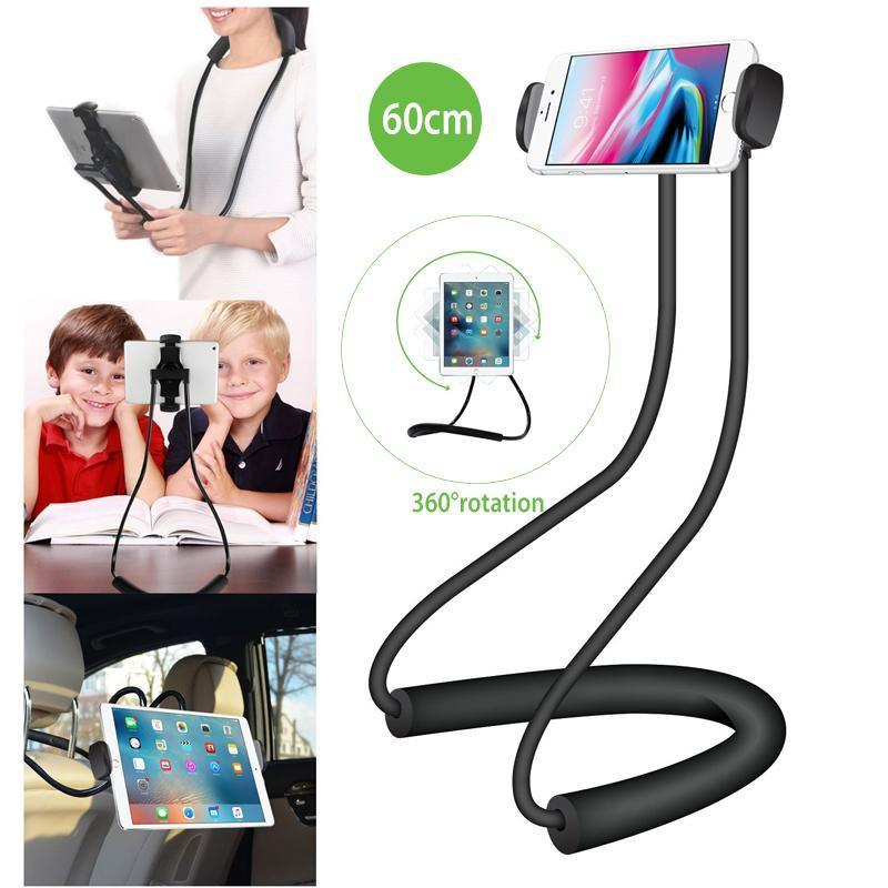 Urlife™ Lazy Neck Phone & Tablet Holder